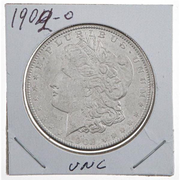 USA 1902-O Silver Morgan Dollar