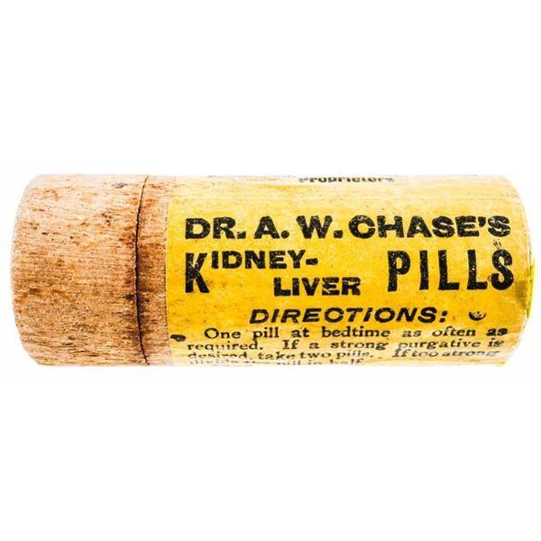 DR. Chase Kidnet -Liver Pills