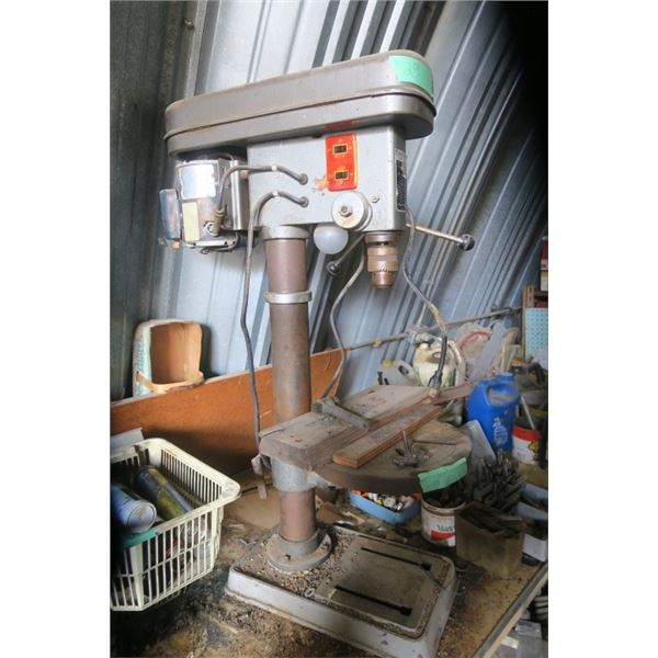 Chicago Drill Press DP-558 Chuck Keys are Included