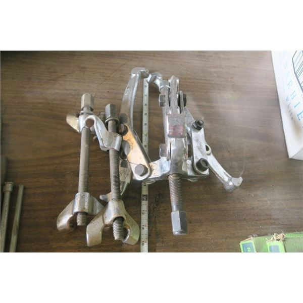 Gear Puller and Extras