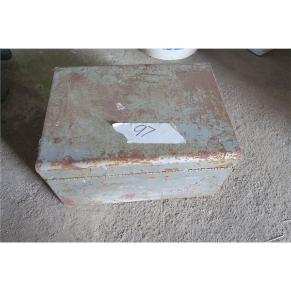 "14"" Metal Box"