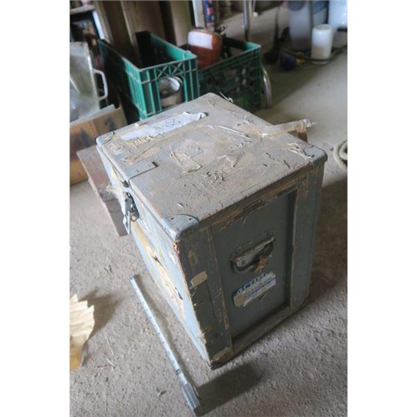 Large Latching Storage Box