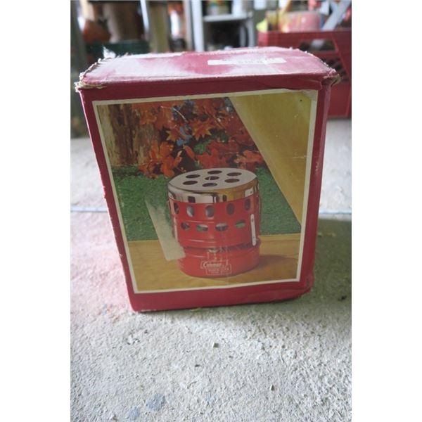 Vintage Coleman Quick Lite Heater