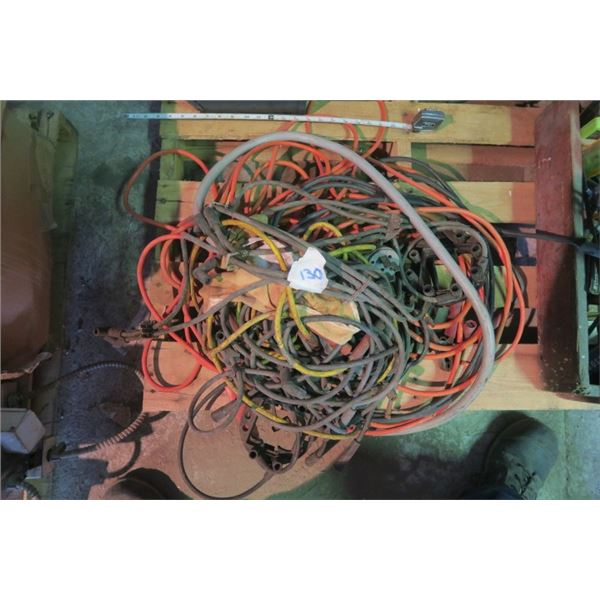 Misc. Electrical, Extension Cords and Plug Wire