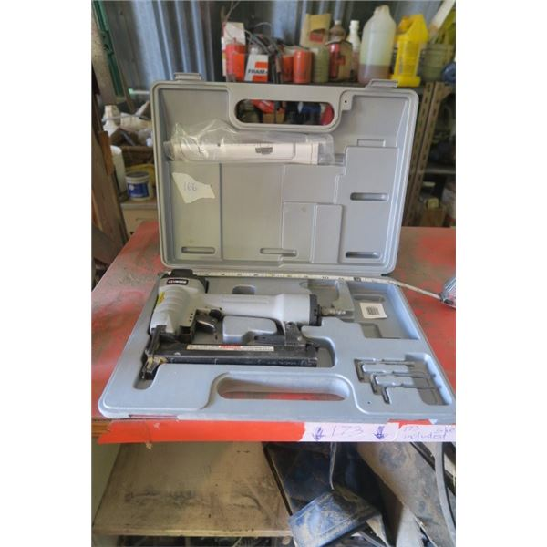 Canwood Air Nailer In Case