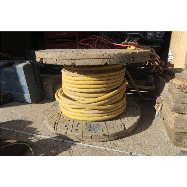 Spool of Heavy Gauge Wire