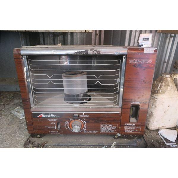 Alladin  Temp-Rite 9 Heater