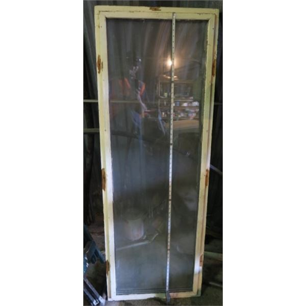 Vintage Window Aprox. 5 Feet Long