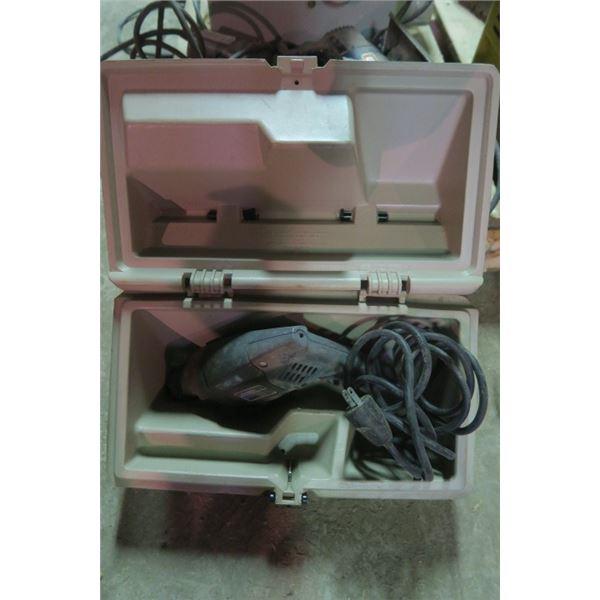 Craftsman Corded Drill In Box