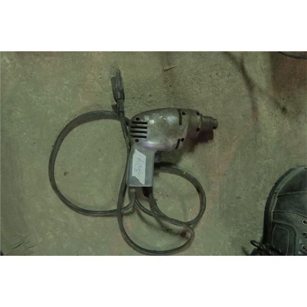 Vintage Corded Drill