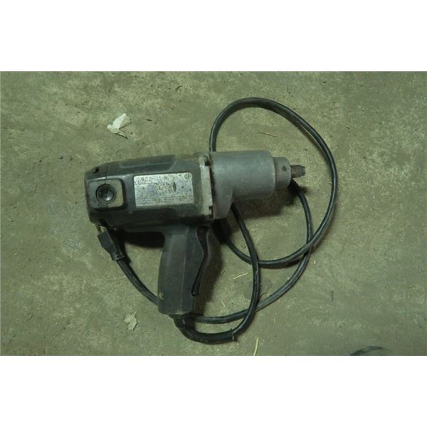 Black and Decker Corded Impact Gun