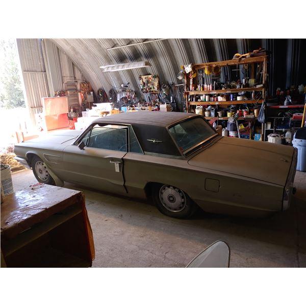 1965 Ford Thunderbird V8 5Y83Z146539