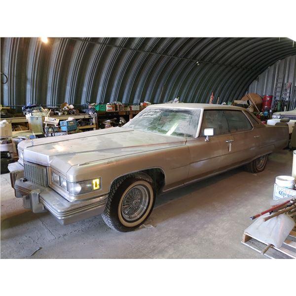 75 Cadillac Sedan Seville 6D49S5Q224025
