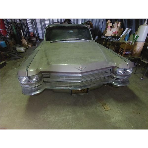 1963 Cadillac Coupe Convertible