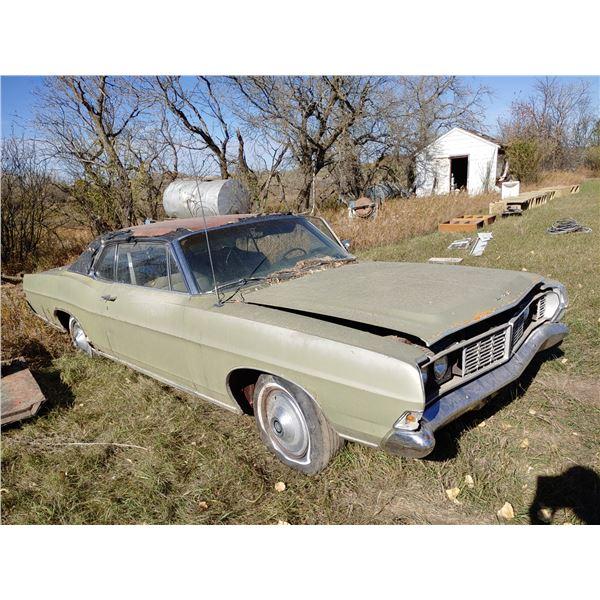 1968 Ford LTD V8 8P62y148264