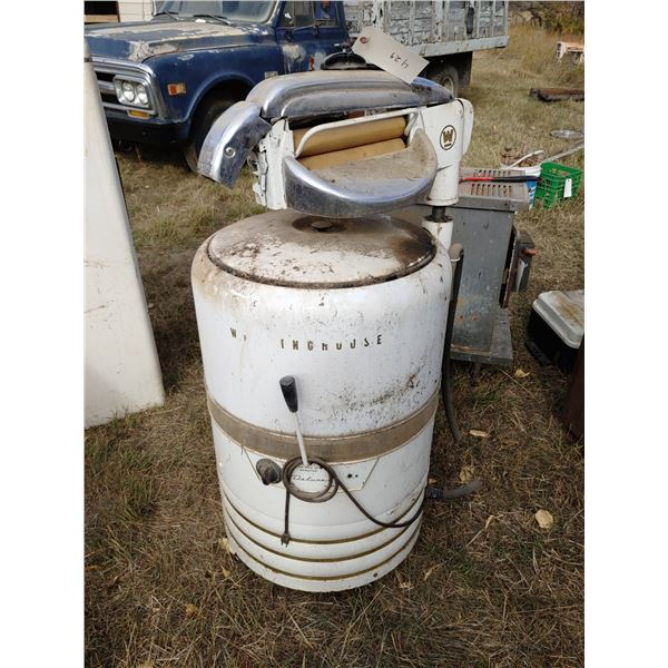 Antique Westinghouse Clothes Washer