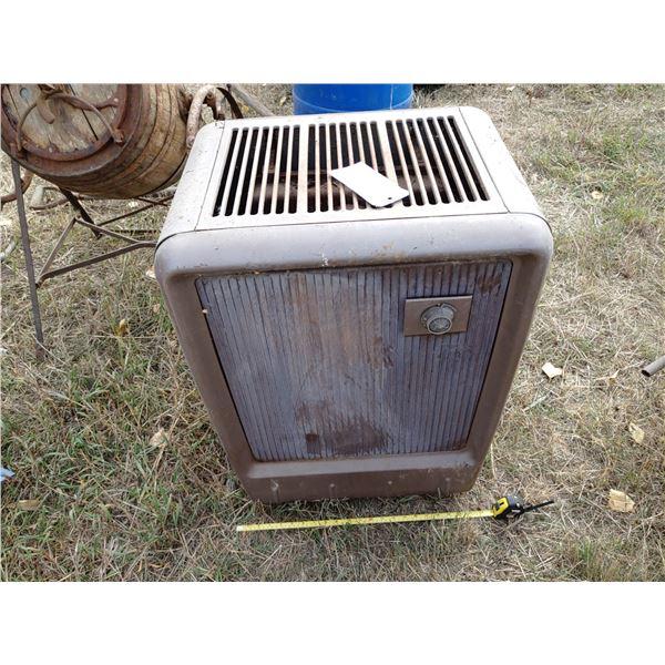 Antique Space Heater