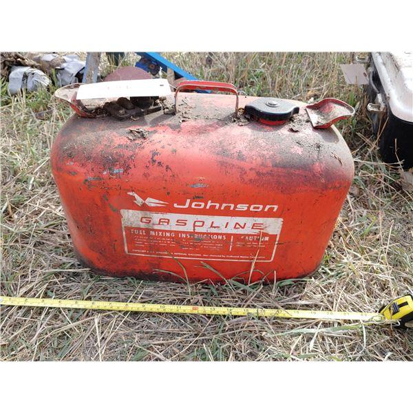 Boat Gas Tank / Fuel Cell 5 Gallon