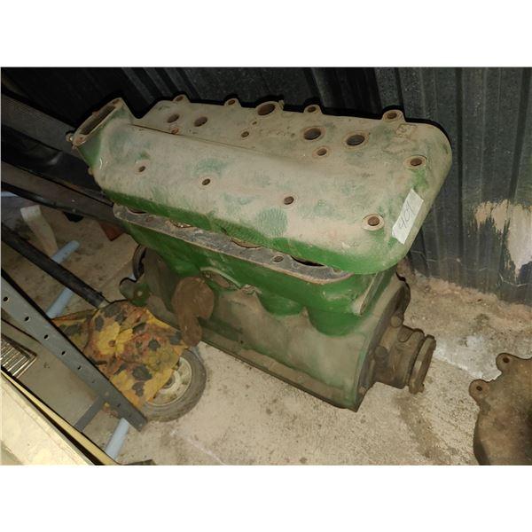 Vintage Flathead Motor