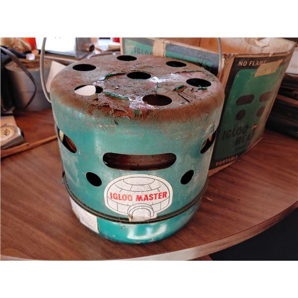 Igloo Master Portable Heater