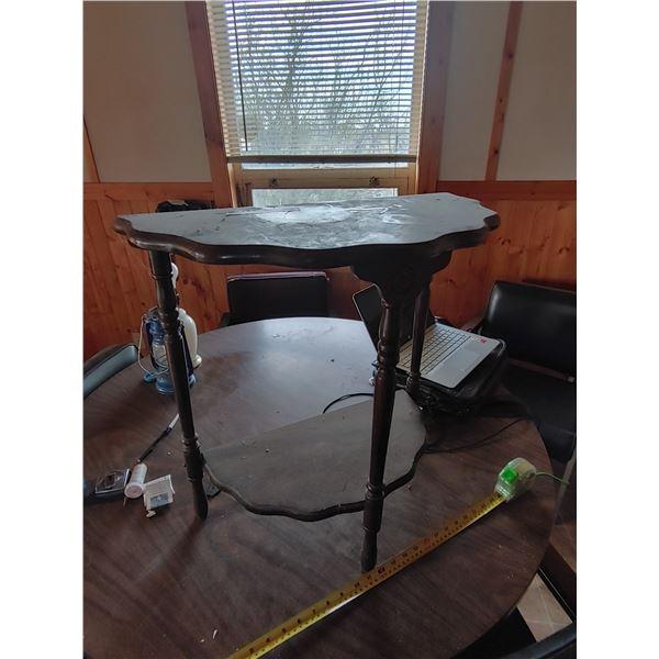Antique End Table