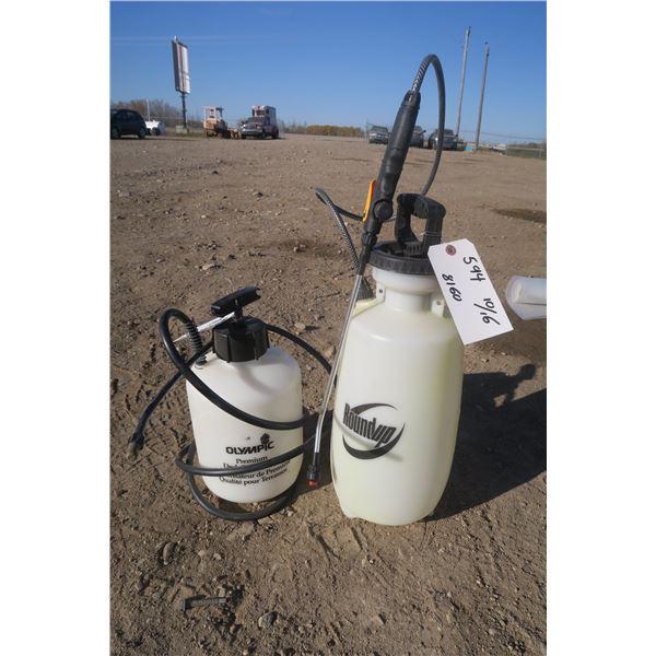 Set of 2 Pesticide Sprayers