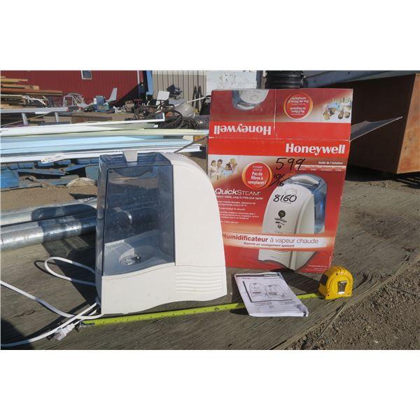 Honeywell Quicksteam Humidifier In Box