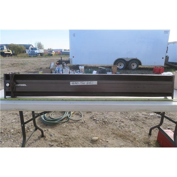 Sentinel Electric Baseboard Heater