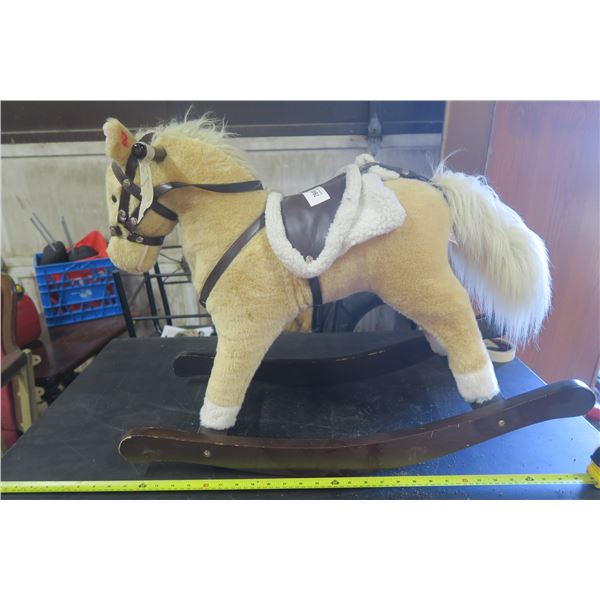 "Rocking Horse Aprox. 30"" Long"