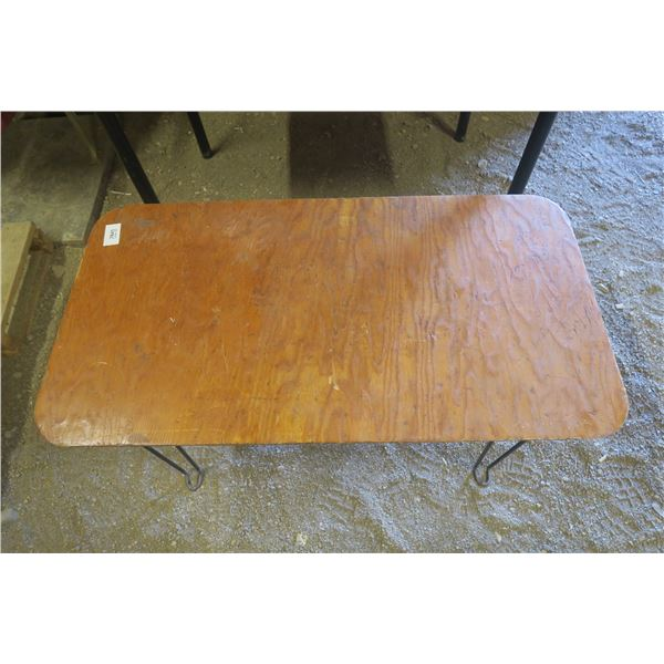 39.5 X 21 Coffee Table