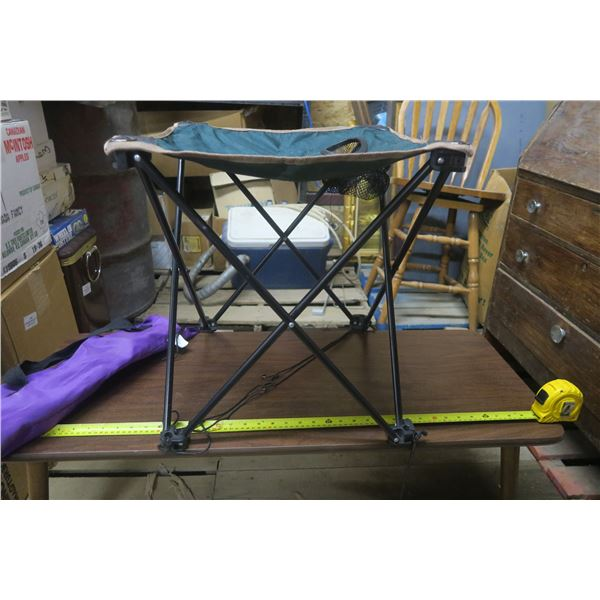Folding Camping Table in Bag