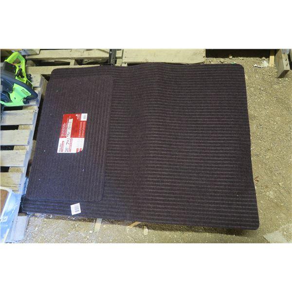 Floor Matt Set 36 X 48 and 18 X 30