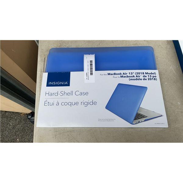 MACBOOK AIR 13 INCH HARDSHELL CASE - BLUE