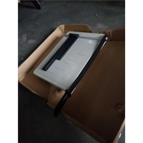 NEW PAPER CUTTER WITH GRID