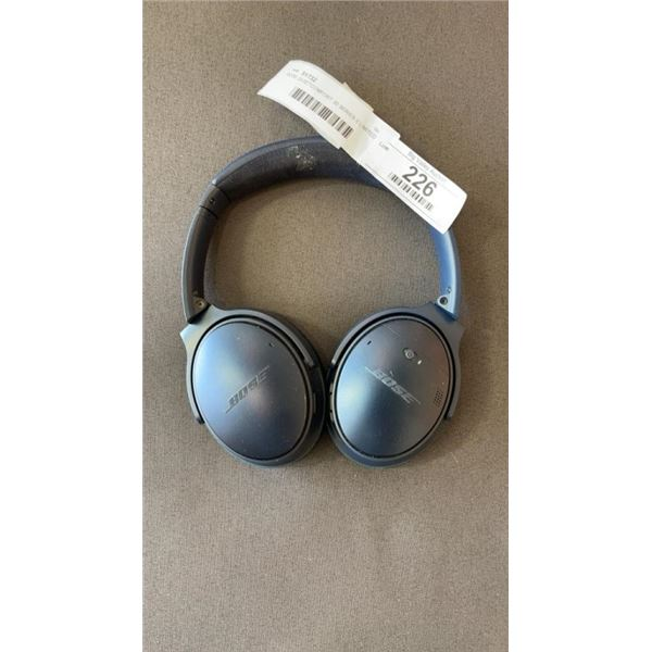 BOSE QUIETCOMFORT 35 BLUETOOTH HEADSET SERIES II LIMITED EDITION BLUE - WORKING