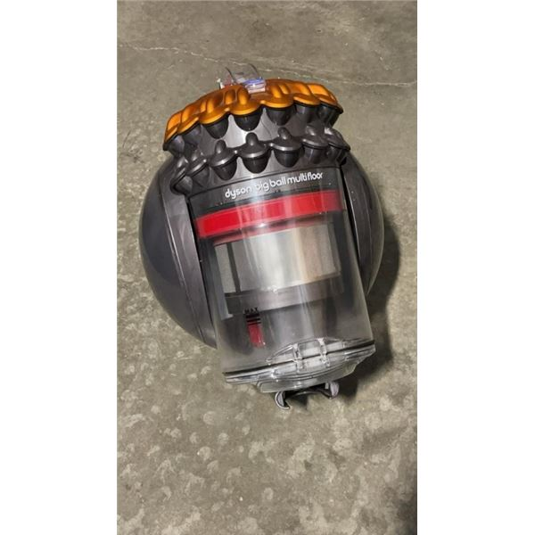 DYSON BIG BALL MULTI-FLOOR CANISTER VACUUM - TESTED AND WORKING, NO HOSE OR ACCESSORIES