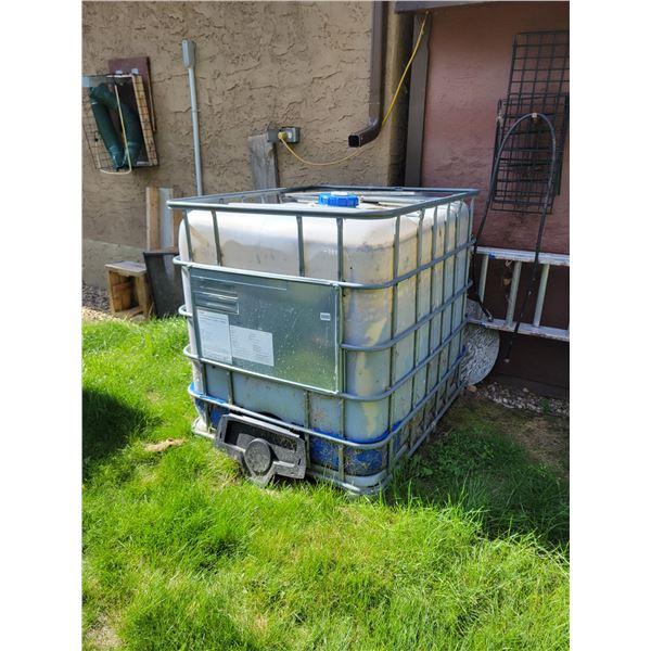 O BASF Water Tank