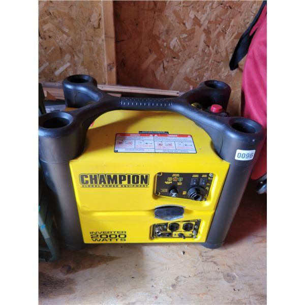 Champion Global Power Inverter 2000 watts