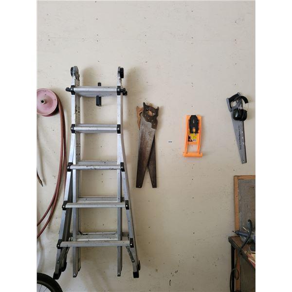Ladder - Saws