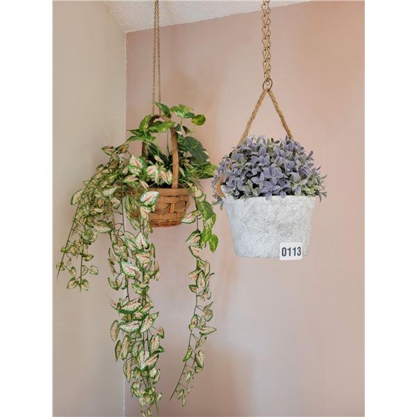 5 Artificial Plants
