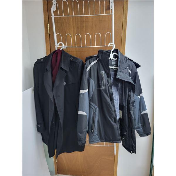 Private Member Mens Jacket Waterproof & Nautica Raincoat