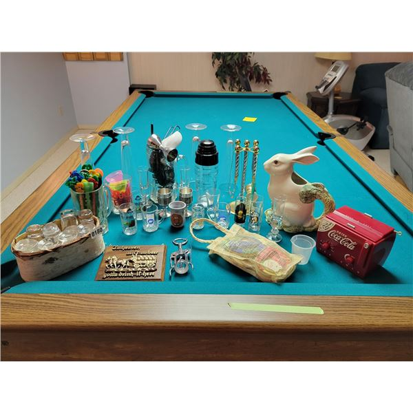 Bar Supplies - Shot Glasses