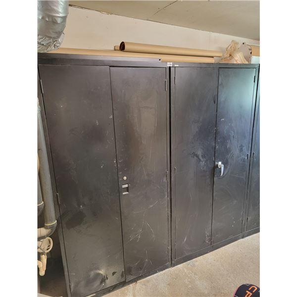 2 - Two Door Lockers