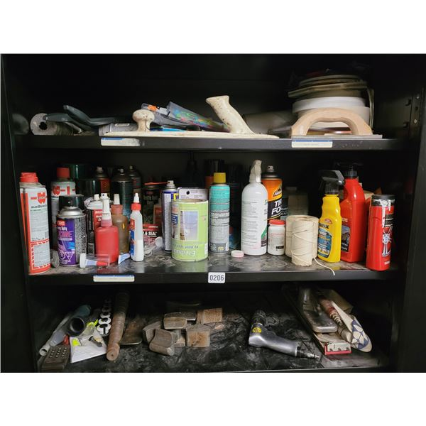 3 Misc Tool Shelves