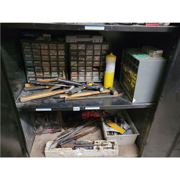 2 Misc Tool Shelves