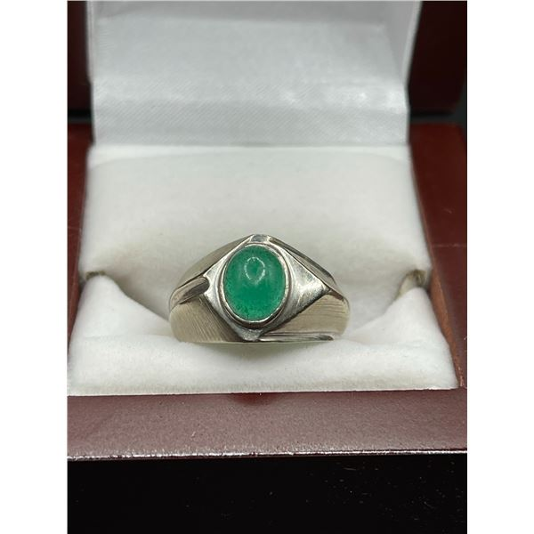 10K 5.9g Green Stone