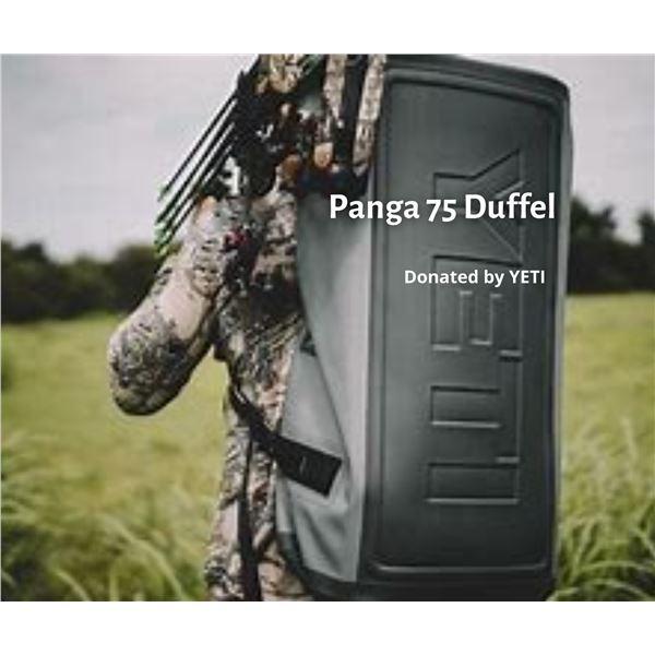 Panga 75 Dufffle Back (1 of 2 lots)
