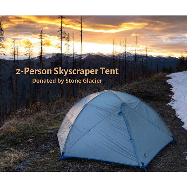 Skyscraper 2P Tent