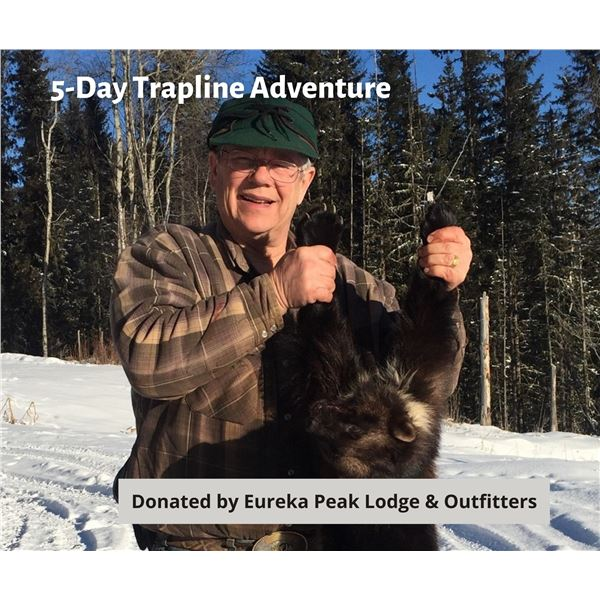 5-Day Trapline Adventure in the Chilcotin