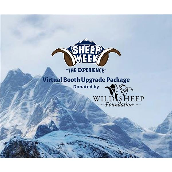 2022 Virtual Upgrade Package - Sheep Show